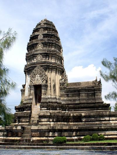 Самобытность тайской архитектуры