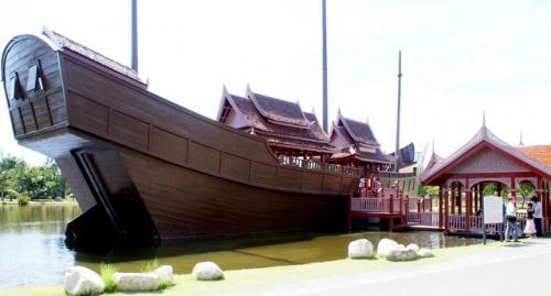 Почему тайцы не стали нацией моряков?