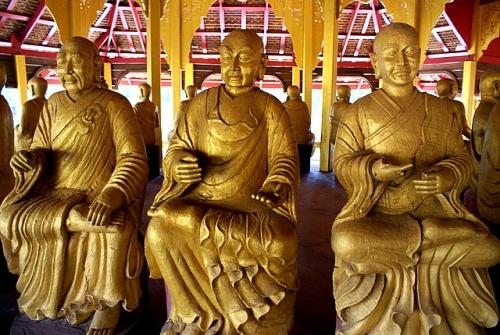 Пантеон буддийских учителей