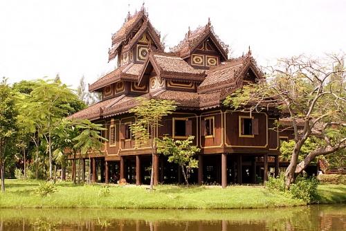 Тайский теремок