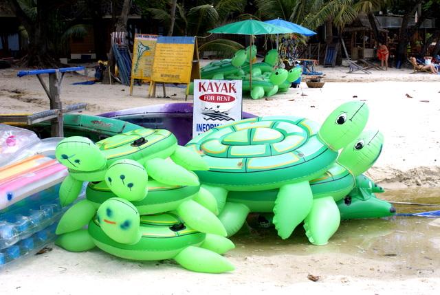 Черепахи – символ долголетия. Чтобы не утонуть, плывите на черепахе