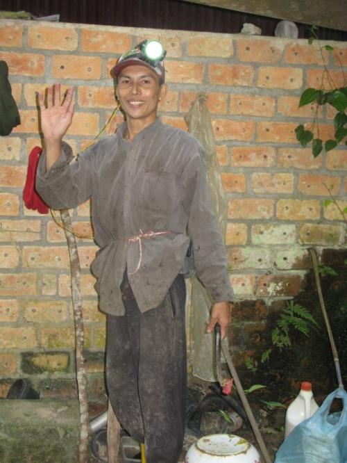 рыбак из Бирмы, Шанг