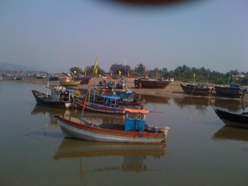 Южная Маараштра. Рыбаки.