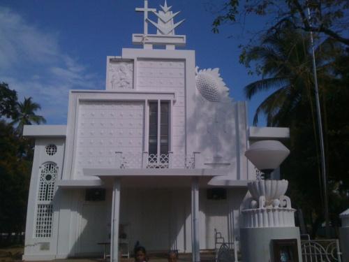 Храм в Керале.