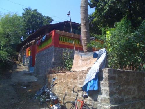 Крестьянские дом в Маараштре.