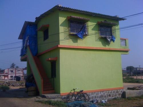 Рыбацкий дом. Маараштра.