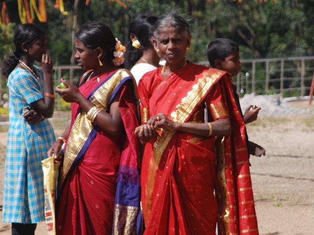 тамильские красавицы