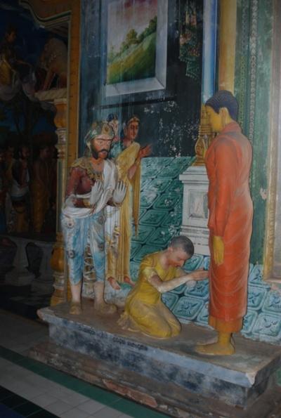 фрагмент обычного деревенского храма