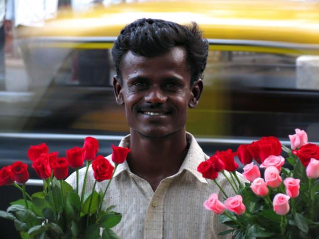 Бомбейский цветочник