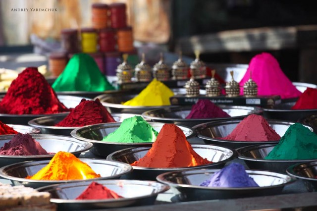 colors of India