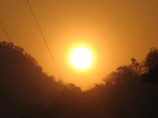 солнце Решекеша