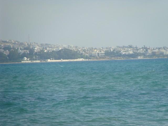 Южное побережье Средиземного моря.