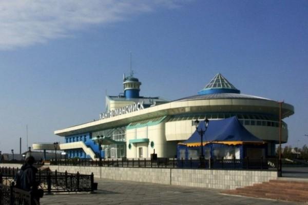Авто-речной вокзал