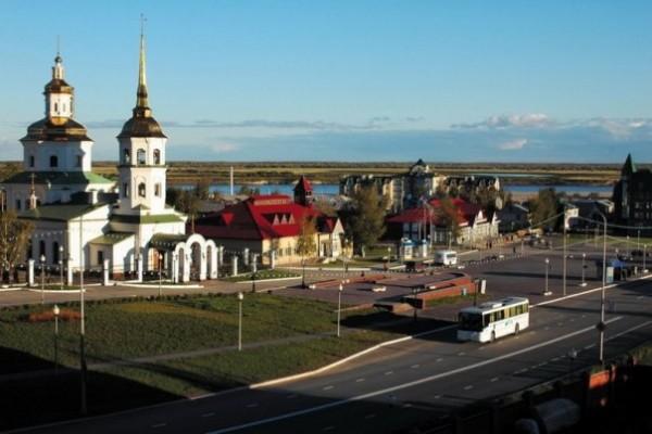 Самарово - исторический район города