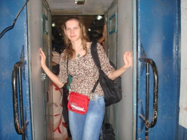"""5 часов стоя у туалета ))) или """"о..енная дорога в столицу Кералы"""""""