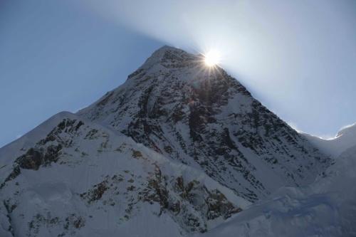 Рассвет над Эверестом