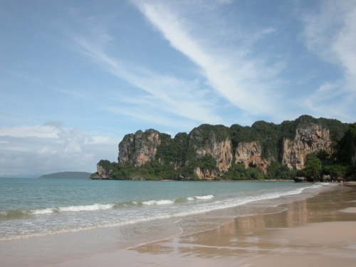 Пляж в сторону Тонзай
