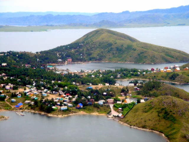 Алтайская бухта