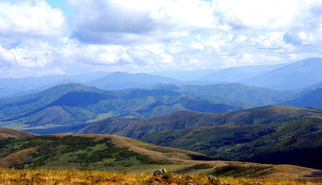 Алтайские перевалы