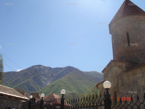 Древнеалбанская церковь,5-й век
