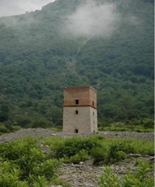 Башня Суму