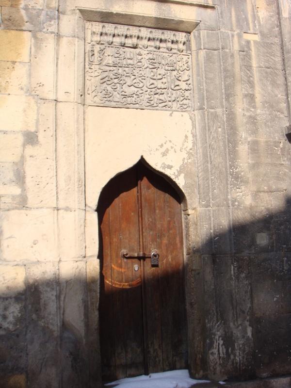 Мечеть Шейх Ибрахим.