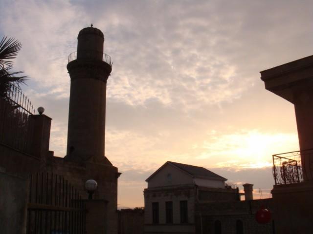 Минарет мечетя Бейлер. 18-й век