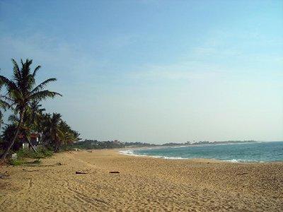 пляж Хамбатоты