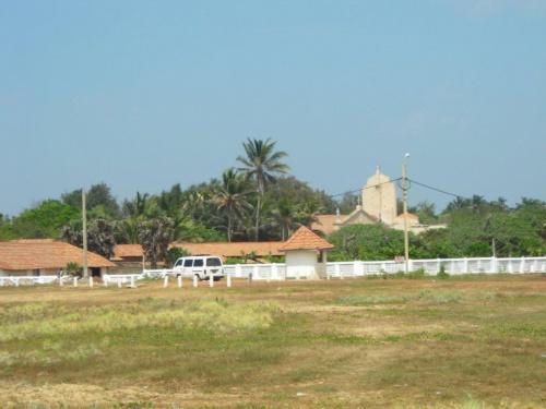 монастырь Св. Анны (Талавила, р-н Калпитии)