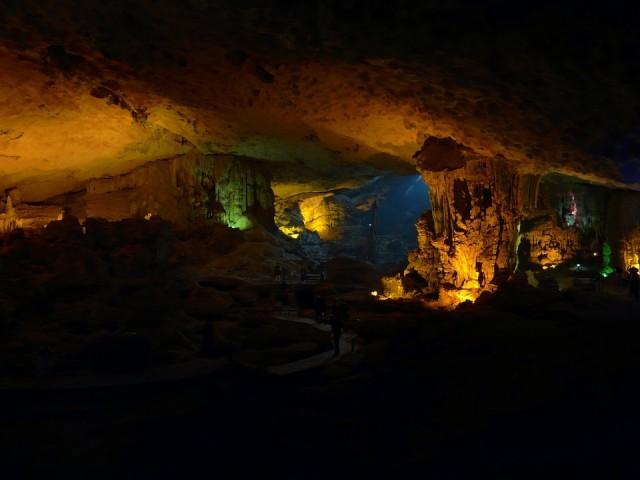 Сами пещеры