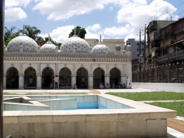 Star Mosque, locally known as Tara Masjid