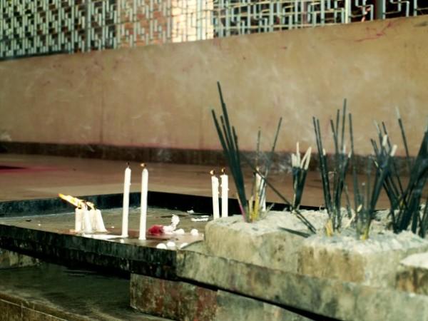inside Dhakeshwari temple