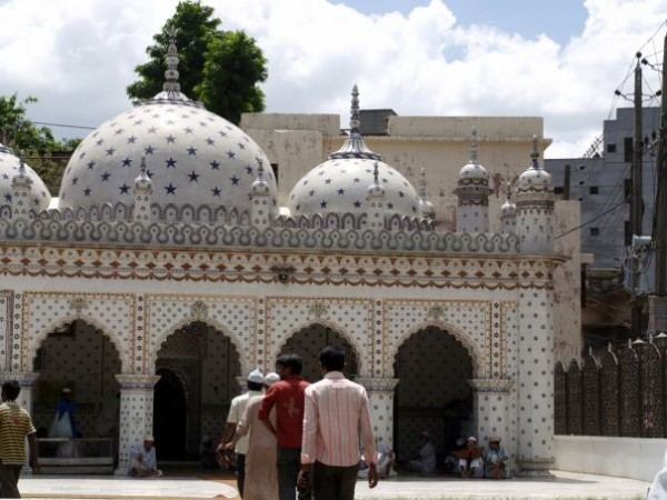 Star Mosque (Abdul Khairat Road, Armanitola, in the old part of Dhaka City)
