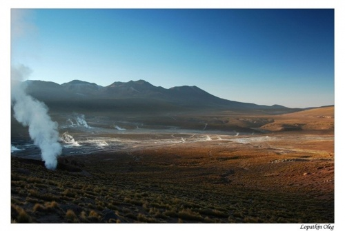 Долина гейзеров Эль Татио
