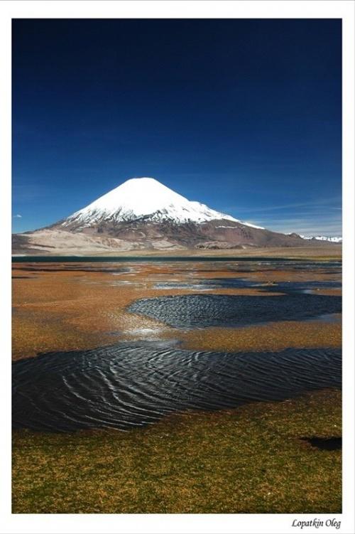 Озеро Чунгара и одноименная вершина