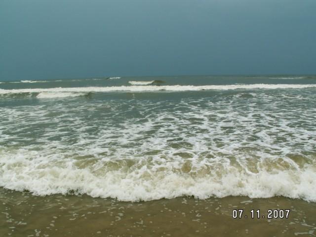 Океан...