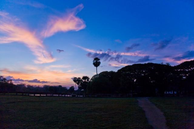 Сказочные краски Ангкора