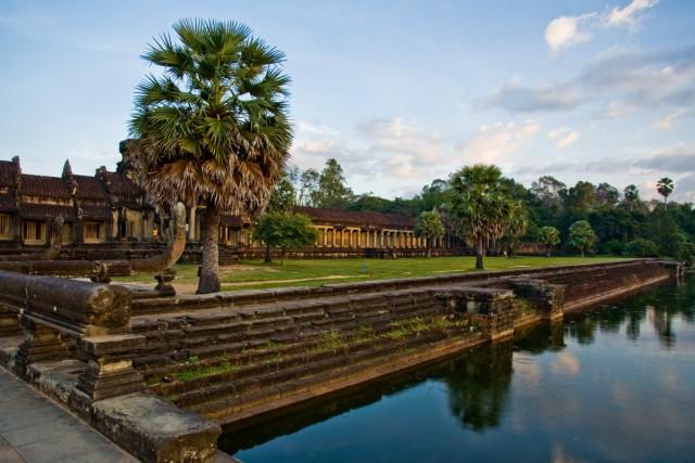 Ангкор - центральное крыло