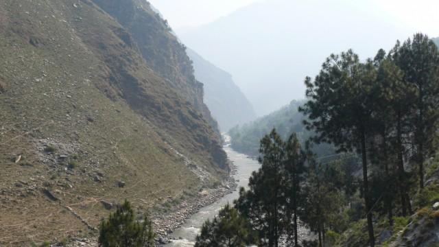 река Парвати