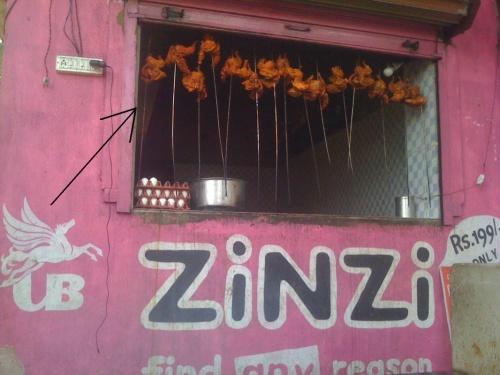 Ресторан Лавиш в Гоа: в меню пегасы