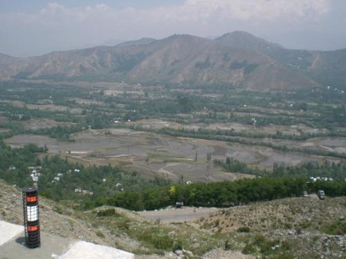 въехали в Джамму-Кашмир