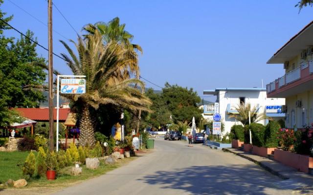 Живописная деревня