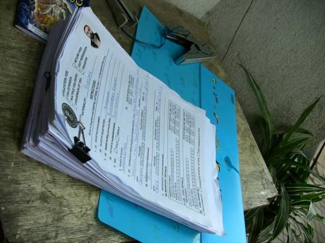 Документы на продление визы