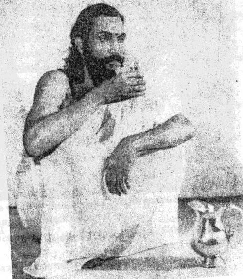 Шат-карма Куньджала: Питье соленой воды.