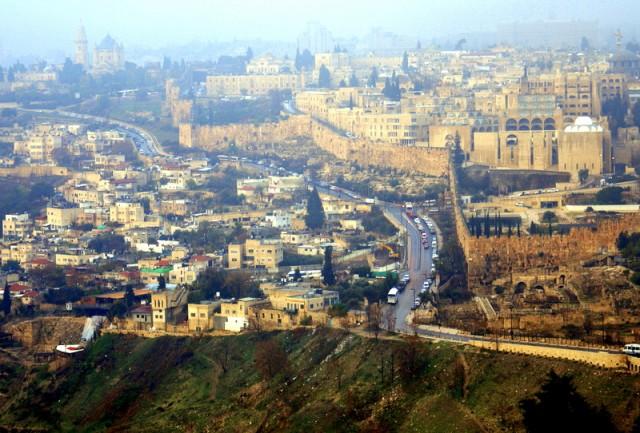 Библейский город