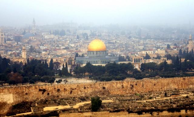 Мечеть Халифа Омара на месте бывшего храма царя Соломона