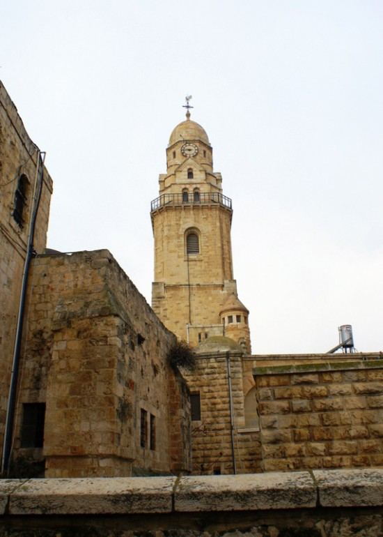 ….и построили монастырь Успения Богоматери