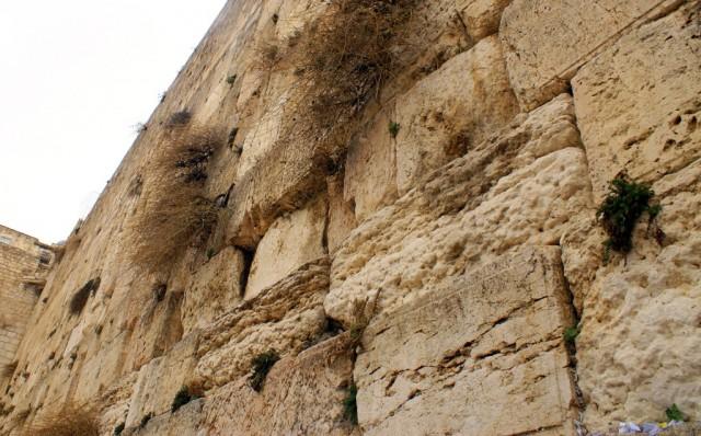 Записочки в древних камнях