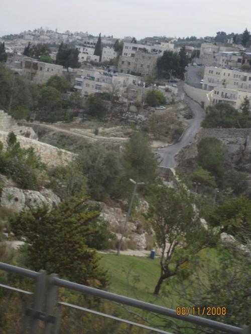А теперь так выглядит Гиенна Огненная - место отдыха Иерусалимцев