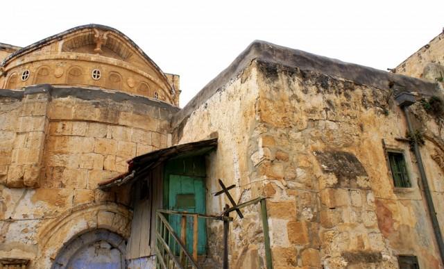 Коптский монастырь